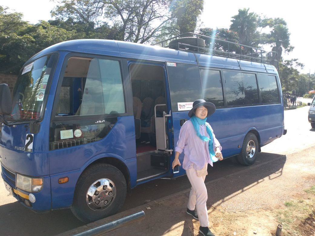 Vehicles For Groups & City Tours